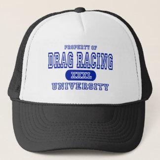 Drag Racing University Trucker Hat