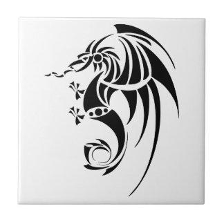 Dragissous V1 - black dragon Tile