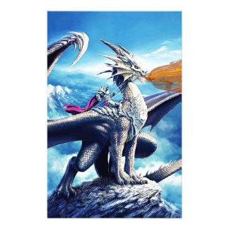 dragon2 stationery