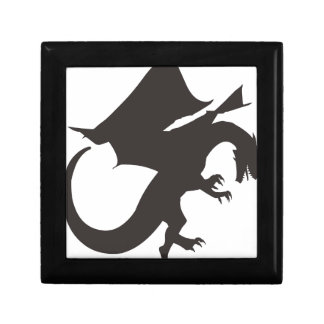 dragon-1578289 small square gift box