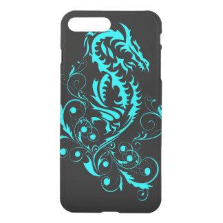 Dragon 20 cyan iPhone 7 plus case