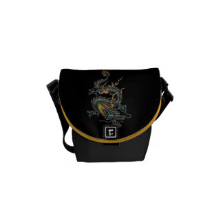 Dragon 2 Mini-Messenger Bag Commuter Bag