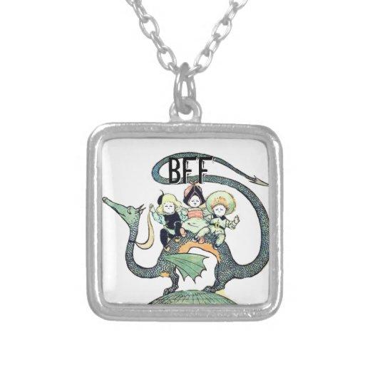 Dragon 3 Bold Babes Necklaces