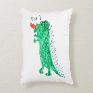 Dragon Accent Cushion