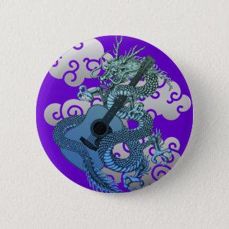 dragon aco 6 cm round badge