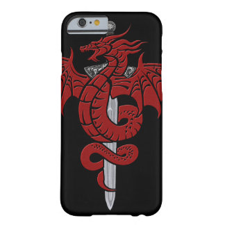 Dragon Age - Dragon Sword Barely There iPhone 6 Case