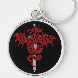 Dragon Age - Dragon Sword Keychain
