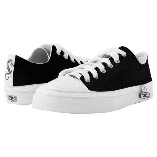 Dragon All Black Shoes