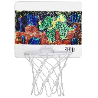 Dragon and Sapphire two Mini Basketball Hoop