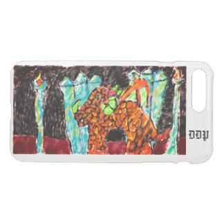 Dragon and Turquoise iPhone 8 Plus/7 Plus Case