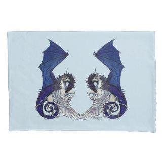 Dragon and Unicorn Pillowcases