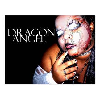 Dragon Angel Postcard