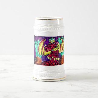 Dragon Aquamarine Beer Stein