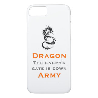 Dragon Army / Ender's Mantra iPhone 7 Case