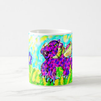 Dragon art 13 magic mug