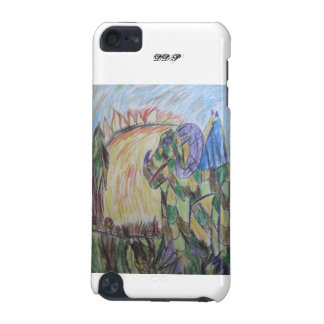 dragon  art 5 iPod touch 5G cases