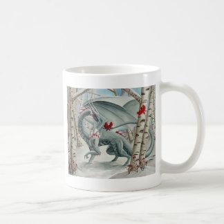 Dragon art, Fantasy art, Lady of the Forest Mugs