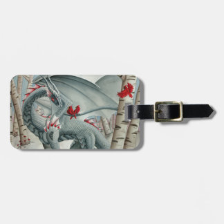 Dragon art - Fantasy Art Travel Bag Tags