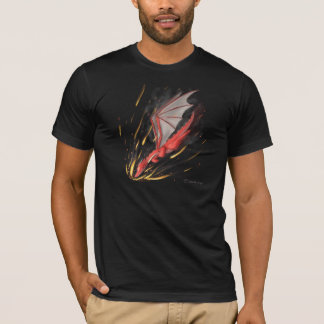 Dragon attack - T-shirt