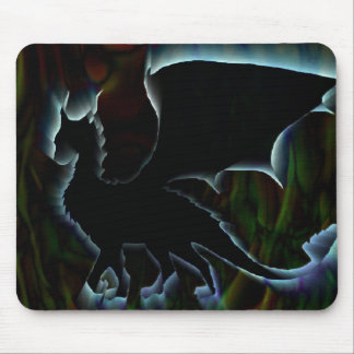Dragon Aura Mousepad