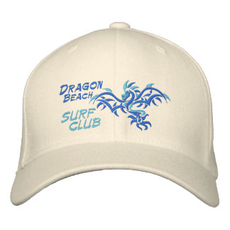 Dragon Beach Surf Club Embroidered Hat