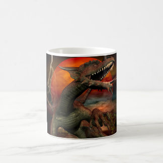 Dragon Behold! Coffee Mug