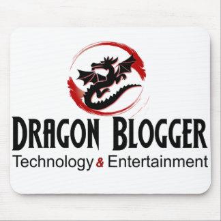 Dragon Blogger Mousepad