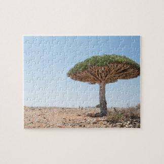 Dragon Blood Tree Jigsaw Puzzle