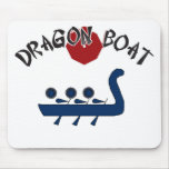 Dragon Boat Fully Customisable Design Mousemats