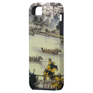 Dragon Boat iPhone 5 Cover