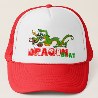 dragon boat trucker hat
