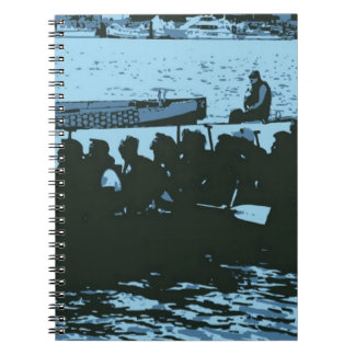 Dragon Boating Notebook