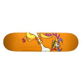 Dragon Bones Custom Skateboard