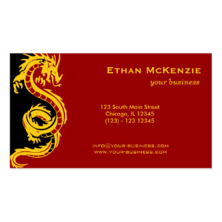 Dragon Business Card Templates