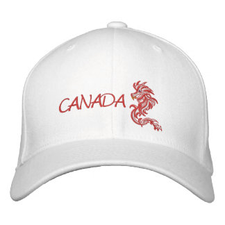 Dragon Canada Baseball Cap