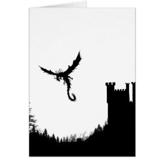 Dragon Castle Card
