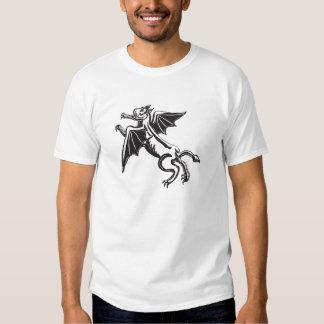 dragon cat 1 t-shirt