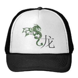 dragon character cap