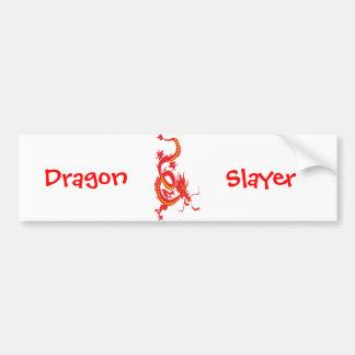 Dragon/Chinese New Year Bumper Sticker