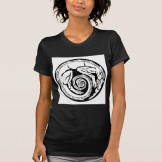 Dragon Circle Design T-Shirt