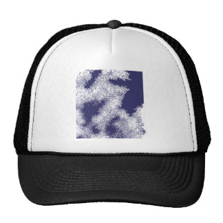 Dragon Clouds in blue Hat