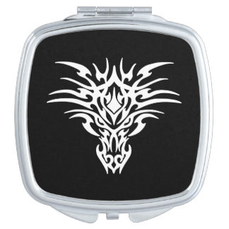 Dragon compact mirror