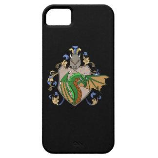 Dragon Crest iPhone 5 Cases