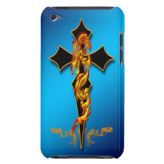 Dragon - Cross iPod Touch Case-Mate Case