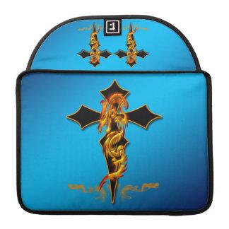Dragon - Cross Macbook Pro 13 Rickshaw Flap Sleev Sleeves For MacBook Pro