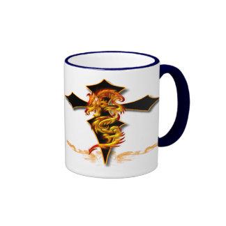 Dragon - Cross Mug