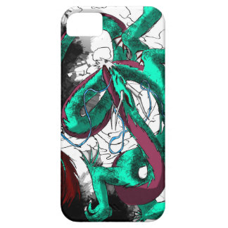 Dragon Dancing with Ink iPhone 5 Cover