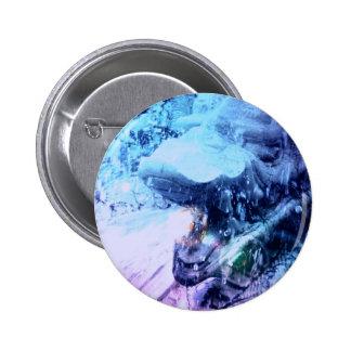 Dragon Design Button