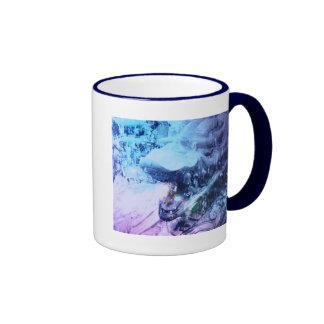 Dragon Design Coffee Mug