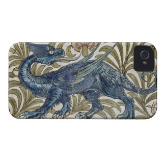 'Dragon' design for a tile (w/c on paper) iPhone 4 Cover